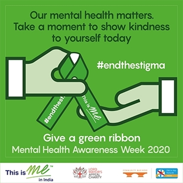 Picture of This is Me India Give a Green Ribbon: Download