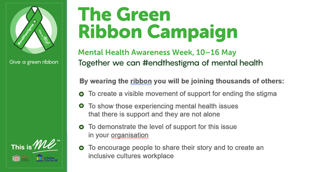 Picture of The Green Ribbon Campaign Digital Signage: Download