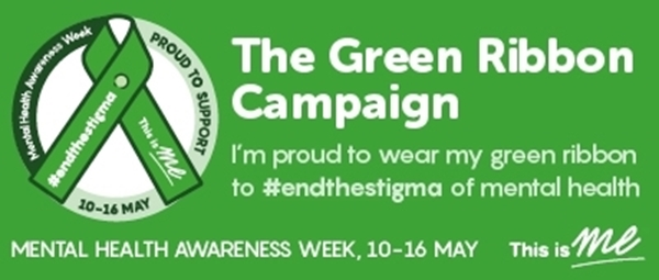 Picture of The Green Ribbon Campaign Email Signature: Download