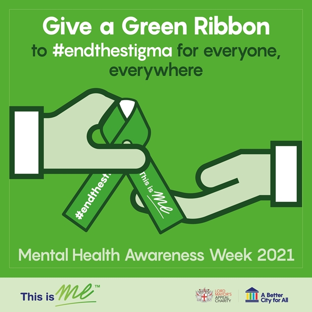 Picture of Give a Green Ribbon: Download