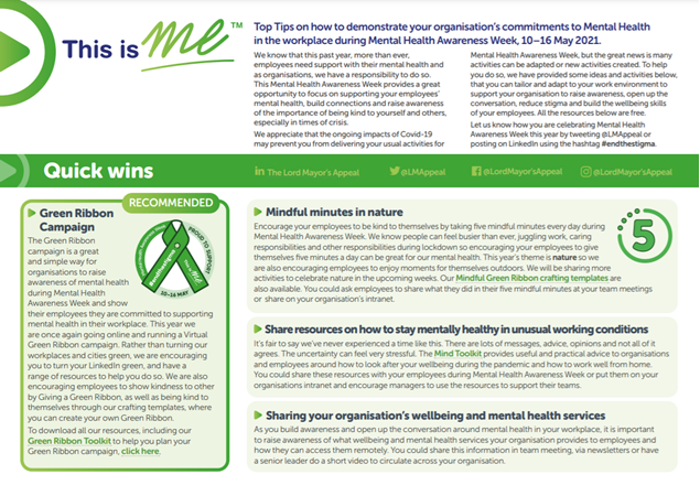Picture of Ideas and Activities for Well-being: Download